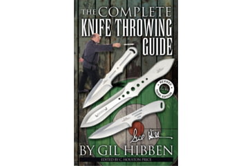ProForce Book Hibben Knife Throwing UC882