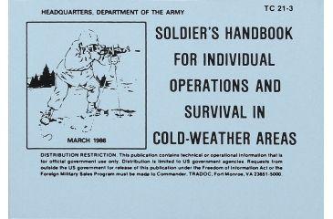ProForce Book Soldiers Handbook BK275