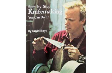 ProForce Book Step-by-Step Knifemaking BK205