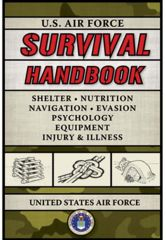 ProForce U.S. Air Force Survival Handbook PF44060