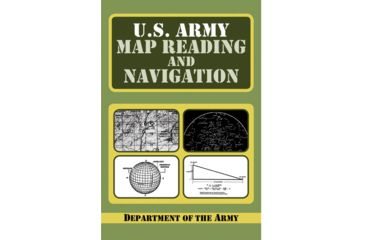 ProForce U.S. Army Map Reading and Navigation PF44180