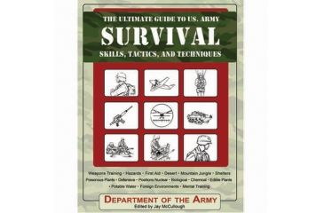 ProForce Ultimate Guide to U.S. Army Survival Skills, Tactics and Technics PF44090
