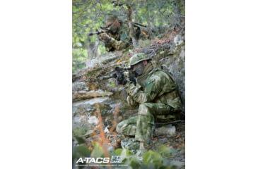 Propper ACU Coat, A-TACS FG, Size Medium Long F545938381M3