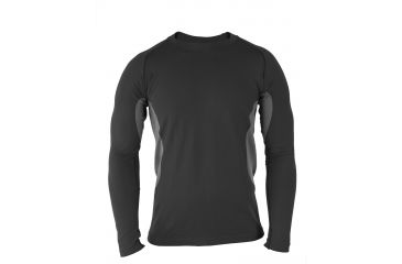 Propper Adventure Tech Level I Top, Long Sleeve, Small, Black