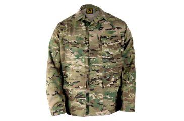 Propper BDU 4-Pocket Coat, 65/35 Poly/Cotton Twill, Choose Size Size 3XL - Regular