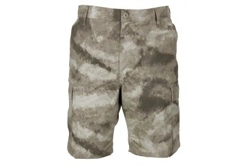 Propper Propper BDU Poly Cotton Battle Rip Shorts w/Button Fly, 2XL, A-TACS AU F526138379XXL