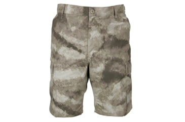 Propper Propper BDU Poly Cotton Battle Rip Shorts w/Button Fly, Small, A-TACS AU F526138379S