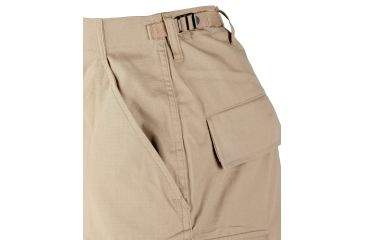 Propper BDU Trouser, 60/40 Cotton/Poly Twill, Size Extra Small-Regular, Color - Khaki