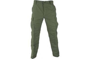 Propper Genuine Gear BDU Trouser, 60/40 Cotton/Poly Ripstop, Extra Small-Regular,  Olive Green