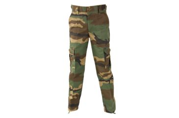 Propper Kids BDU Trousers, 60/40 Cotton/Poly Twill, Choose Size Size 16