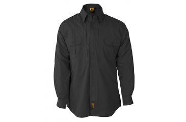 Propper Propper Lightweight Tactical Shirt w/ Long Sleeves, Charcoal Grey, Size 2XL Long F531250015XXL3