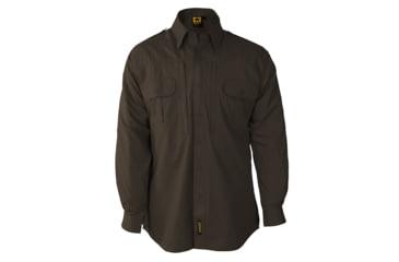 Propper Propper Lightweight Tactical Shirt w/ Long Sleeves, Sheriff Brown, Size 2XL Long F531250200XXL3