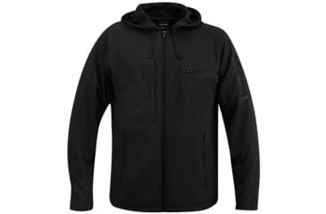 Propper Mens 314 Hooded Sweatshirt Poly Black 2XL F54900W0012XL
