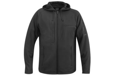 Propper Mens 314 Hooded Sweatshirt Poly Charcoal 2XL F54900W0152XL