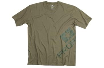 Propper Mens Diagonal Logo T-Shirt Olive M F53140U330M