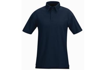 Propper Mens Short Sleeve Cotton Polo Shirt LAPD Navy 3XL F5323954503XL
