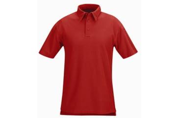 Propper Mens Short Sleeve Cotton Polo Shirt Red 3XL F5323956003XL