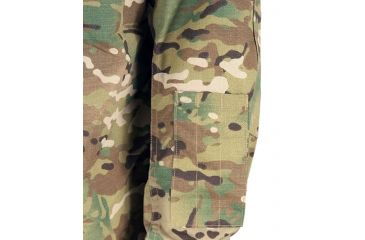 3-Propper MultiCam Combat Coat, 65/35 Poly/Cotton Battle Rip