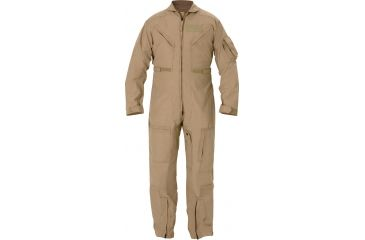 Propper Nomex Flight Suit, 92/5/3 Nomex, AF Tan