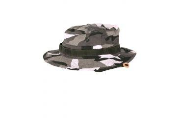 Propper Sun Hat/Boonie, 60/40 Cotton/Poly Twill, Choose Size Head Circum. 21 7/8, Choose Color Urban Camo