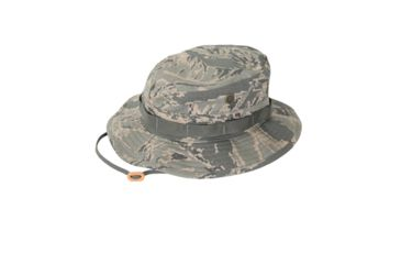 Propper Sun Hat/Boonie, 60/40 Cotton/Poly Twill, Choose Size Head Circum. 21 7/8, Choose Color Tiger Stripe