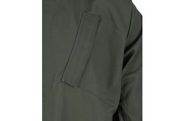 Propper TAC U Coat, 65/35 Poly/Cotton Battle Rip, Choose Size Size Extra Small-Regular, Choose Color Olive Green