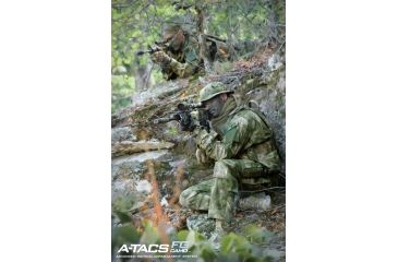 Propper TAC U Combat Shirt, A-TACS FG, Small, Long F541738381S3