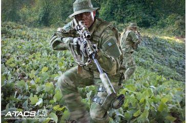 Propper TAC U Combat Shirt, A-TACS FG, Small, Regular F541738381S2