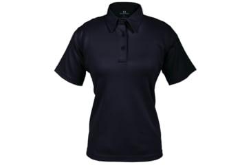 Propper Women's I.C.E. Performance Polo Short Sleeve Shirt, LAPD Navy, Extra Large Regular F532772450XL
