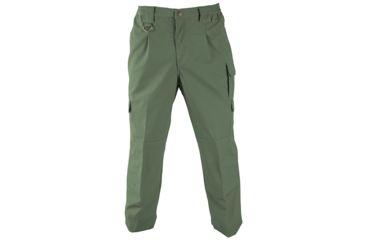 Propper Propper Women's Tactical Pants, 65/35 Poly/Cotton Canvas, Size 24, Olive F52368233024
