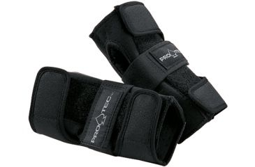 Protec Street Wrist Black L PTVN0CZVBLK-L