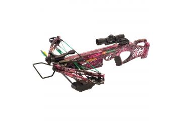 4-PSE Archery Fang LT Crossbow