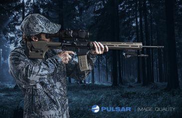 13-Pulsar Apex XD38A Thermal Riflescope