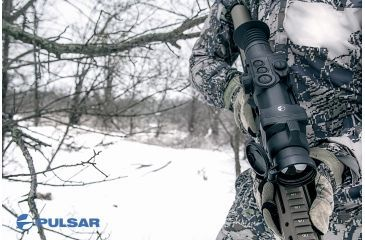 9-Pulsar Apex XD50A Thermal Riflescope