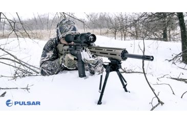 10-Pulsar Apex XD75A 3-12x52 Thermal Weapon Sight