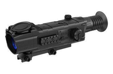 Pulsar Digisight N550 Digital Night Vision Rifle Scope - Left side view
