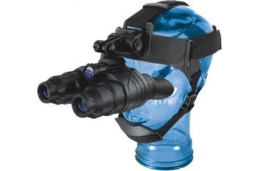 Pulsar Compact NV Head Mount (shown with Pulsar Edge Night Vision Goggles, not included.)