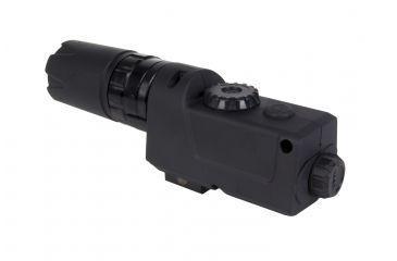 5-Pulsar Laser IR Flashlight