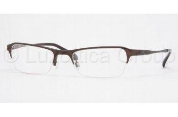 Puma PU15233 Eyeglasses Frames, Puma PU15233 Eyeglass Styles Brown Frame / 51 mm Non-Rx
