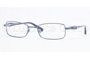 Puma PU15236 Eyeglasses Frames, Puma PU15236 Eyeglass Styles Blue Frame / 50 mm Non-Rx