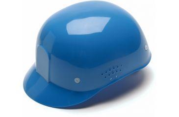 Pyramex 4 Point Snap Lock Suspension Bump Cap - Blue HP34060