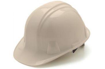 Pyramex 6 Point White Hard Hat HP16010