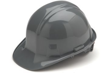 Pyramex Cap Style 4 Point Ratchet Suspension Hard Hat - Gray HP14112