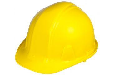 80613ae377f Pyramex Cap Style 6 Point Snap Lock Suspension Hard Hats Yellow HP16030
