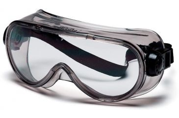Pyramex Goggles with Clear - Exceeds CSA Z94.3 standards Lens Chem Splash Frame G304