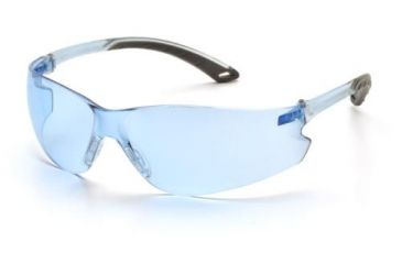Pyramex Itek Infinity Blue Temple Frame Infinity Blue Lens S5860S