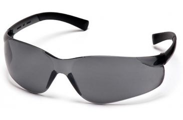 Pyramex Mini Ztek Safety Glasses - Gray Lens, Gray Frame S2520SN