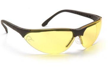 Pyramex Rendezvous Ducks Unlimited Shooting Eyewear - Amber Lens, Black Frame DUSB2830ST
