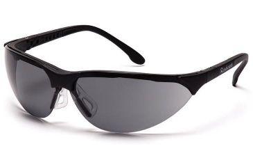 Pyramex Rendezvous Safety Glasses - Gray Lens, Black Frame SB2820S