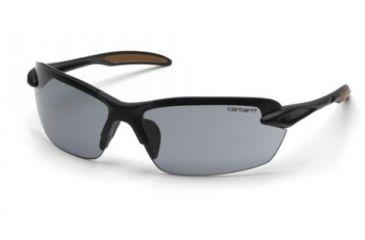 Pyramex Spokane Safety Glasses, Gray Lens w/ Black Frame CHB320D